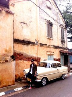 Colonial Style. Laos. PDR