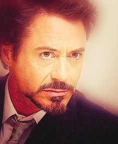 Robert Downey Jr. I want this made into a tee shirt