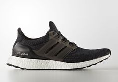 adidas Pure Boost ATR Core Black Ready For Winter