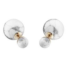 21 Holiday Gifts for the Minimalist - Dior earrings
