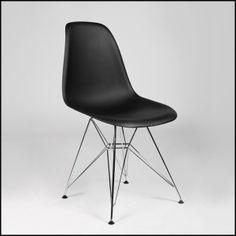 Silla Tower Color Edition, negro | 59,90€