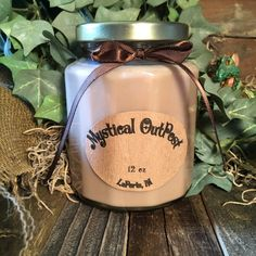 French Vanilla Coffee 12 oz Soy Candle
