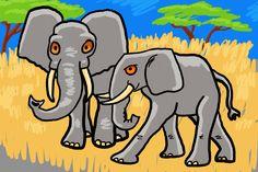 World Elephant Day #worldelephantday #drawing #illustration