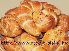 Bread Rolls, Pretzel Bites, Hamburger, Roast, Bakery, Food And Drink, Sweets, Recipes, Hungary