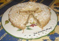 Torta sbriciolata #mele e #cannella!