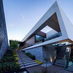 """""""Casa la Pradera by Creato Arquitectos"""