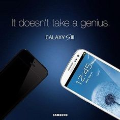 Samsung Galaxy S3 Insults iPhone 5 (Again) in Facebook and YouTube Ads [PHOTOS and VIDEO] - International Business Times