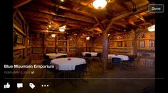 blue mountain emporium Orange City Iowa, Blue Mountain, Wedding Locations, Wedding Stuff, Conference Room, Home Decor, Decoration Home, Room Decor, Home Interior Design