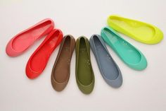 Kartell Shoes - where the heck are these things?!