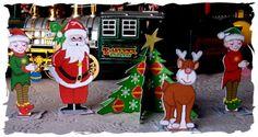 http://www.noelladesigns.com/KringleKrafts/KringleKrafts-SantasVillage02.htm