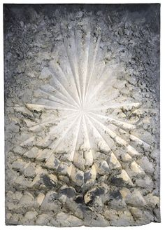 Jay DeFeo, The Rose (1965),