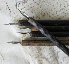 thirtlife: Canetas de Aparo … Escrita leve, elegante