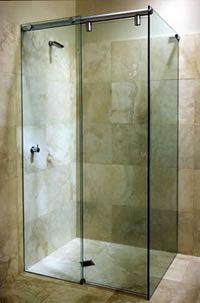 Best Glass custom framed and frameless shower and tub enclosures in Phoenix, Arizona Frameless Shower Enclosures, Tub Enclosures, Glass Shower Doors, Shower Screens, Glass Showers, Closet Remodel, Safety Glass, Grey Bathrooms, Glass Design
