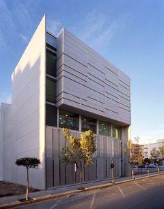 Centro Servef de Empleo de Novelda / Calatayud-Navarro Arquitectos