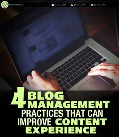 Here are some blog management practices that you should never miss if you want to see promising results. #blogging | #ContentMarketing