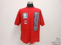 Vtg 90s Majestic Cleveland Indians All Star Alomar Short Sleeve T Shirt sz XL #Majestic #ClevelandIndians #tcpkickz