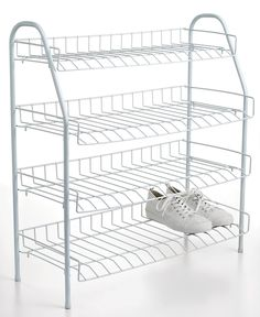 Whitmor Closet Storage Shelf, 4 Shelves