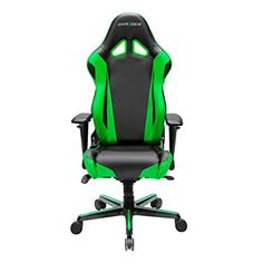 DXRacer Racing Series Newedge Edition Bucket Seat Office Chair Gaming PVC Ergonomic Computer ESports Desk Executive With