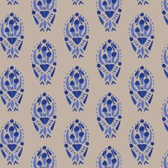 Fabric Love: Lulie Wallace | The English Room