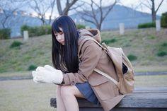 Inoue Yuriya (井上由莉耶). #Yuriya (ゆりや)