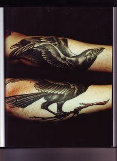 crow tat