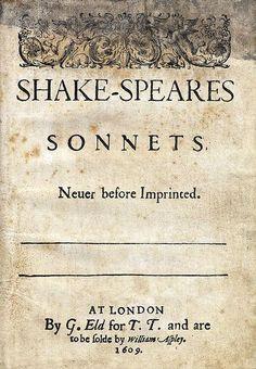 Shakespeare's+Sonnets