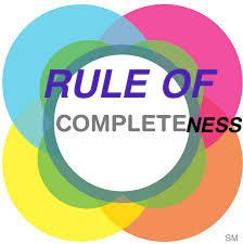 Rule of Completeness so Entire Writing or Statement is Contemporaneously Introduced -