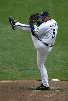 Trevor Hoffman...THE BEST EVER CLOSING PITCHER!!!--a trip down Brewer closers past.
