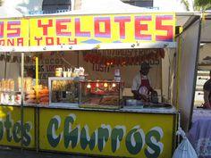Street food rules!