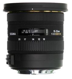 Landscape lens 10-20mm F3.5 EX DC HSM