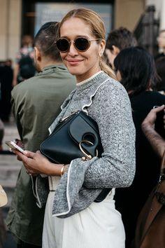 #fashion #week #paris #vouge #outfit #loveit