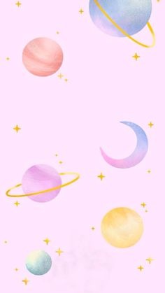 Image shared by ✧ 𝓯𝓊𝒸𝓀 𝓎🍑𝓊 ✨. Find images and videos about girl, love and pink on We Heart It - the app to get lost in what you love. Ombre Wallpaper Iphone, Cute Galaxy Wallpaper, Ombre Wallpapers, Planets Wallpaper, Wallpaper Space, Cute Disney Wallpaper, Kawaii Wallpaper, Pastel Wallpaper, Cute Wallpaper Backgrounds