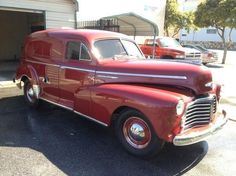 1942 CHEVROLET SEDAN DELIVERY PANEL FLEETLINE 1946 1947 1948 for ...