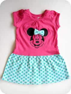 homemade by jill: disneyland outfits for the girls