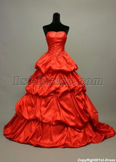 1st-dress.com Offers High Quality Super Gorgeous Pretty Quinceanera Gown IMG_7122,Priced At Only US$189.00 (Free Shipping)