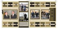 lds missionary scrapbook pages - Google Search