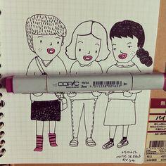Chompoonoot sketch