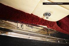 Rolls Royce, Camargue Coupe, Pininfarina, Torre Loizaga, ©Xabi Albizu