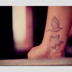 Cute wrist tattoo <3
