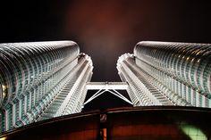 Petronas Towers, via Flickr.