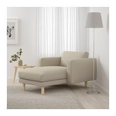 IKEA offers everything from living room furniture to mattresses and bedroom furniture so that you can design your life at home. Check out our furniture and home furnishings! Ikea, Furniture, Chaise, Comfortable Sofa, Chaise Longue, Home, Norsborg, Home Furnishings, Affordable Furniture