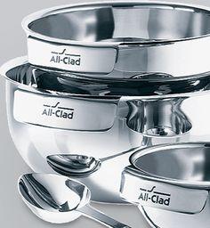 All-Clad Mixing Bowls