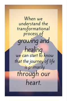 When we understand the transformational process of growing and healing, we can start to know that the journey of life is primarily through our heart. Begin your journey to healing for real from abuse here: https://www.melanietoniaevans.com/freestarterpackage.htm #healforrealfromabuse #narcissisticabuserecovery #abusesurvivor