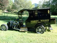 PADDY WAGON