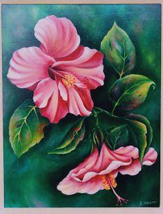 La Postal de la Abuela Lola El encanto del pasado: Pintura decorativa
