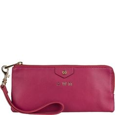Bridgette Slim Zip Wallet