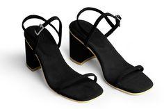 The Simple Sandal –Sloe | RAFA