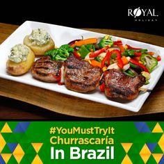 #royalholiday #churrascaria #brazil
