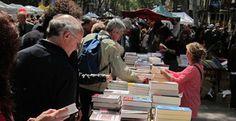 Día del Libro en Madrid y, también, de rosas #DíadelLibro