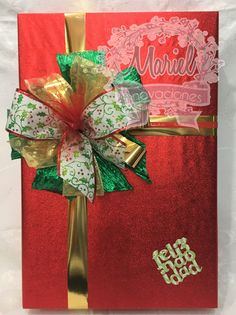Christmas Gift Wrapping, Christmas Gifts, Wrapping Ideas, Wraps, My Favorite Things, Fun, Bag, Christmas 2016, Innovative Products